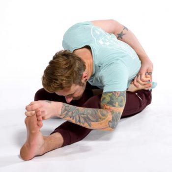 Alexander Maaß von Happy Monkey Yoga